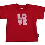 Size 0 Red T-shirt... LOVE Design
