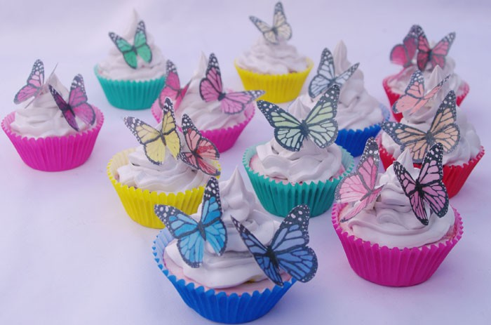 Edible Cake Decorations For Cupcakes Dmost for