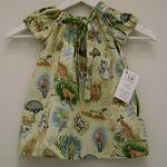 AUSTRALIA DAY girls  AUSSIE DRESS koalas and kangaroos