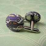 Liberty cars cufflinks