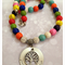 Personalised Bead Necklace with Family Tree