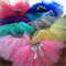 Custom made tulle tutu skirt pick your color 0-12month
