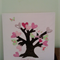 """Tree of Love"" nursery art"