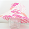 Girls beautiful summer hat in  floral poppy pattern