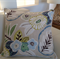 Beachcomber Cushion with piping.