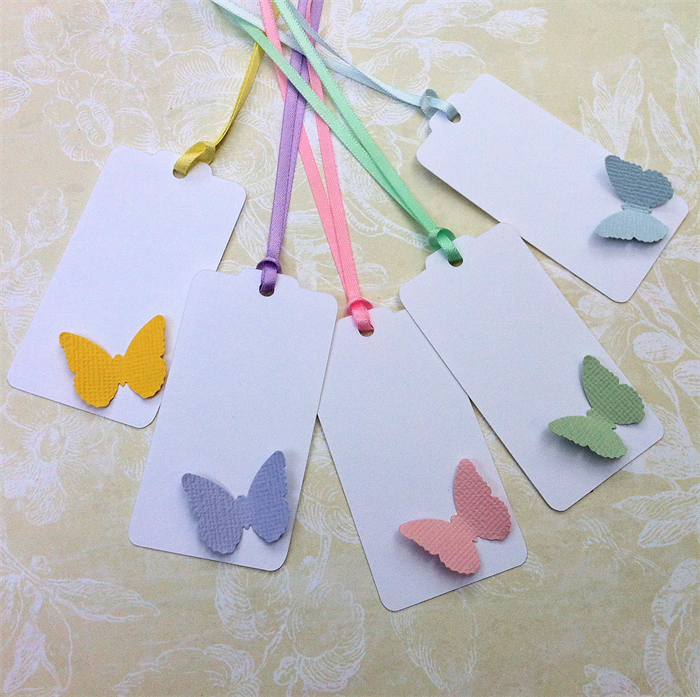 Pastel butterfly gift tags baby shower birthday party easter pastel butterfly gift tags baby shower birthday party easter thank you negle Images