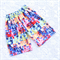 Boys Prism Print Playtime Shorts - Size 5