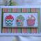 Handmade Birthday Cupcake Card