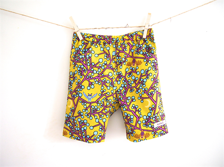Wonder Forest Shorts / Mustard / Size2