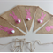 Easter bunny bunting hessian burlap decoration cute