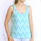 Womens Holiday Tank Top - Size 14