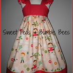 """Grace"" Dress Pattern by Boo! Designs"