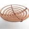 Flat pack fruit bowl (round)