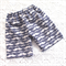 Boys Mo Print Playtime Shorts - Size 5