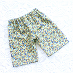 Boys Kaleidoscope Print Playtime Shorts - Size 1
