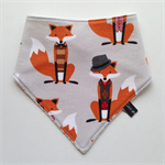 Mr Fox Bandana Bib