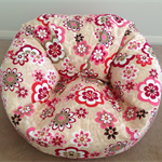 Flower Power Bean Bag. Toddler's Size