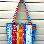 Carry-All Tote Bag - Dr Seuss