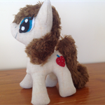 Plush Pony collectors addition My Little Pony.