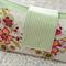 Nappy Wallet - Floral Spray - Suit Girls - Medium