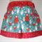 Girls Gnome Sailor Shorts