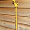 Wooden Giraffe hair bow/clip holder