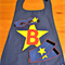 "Personalised ""Super Kid"" Superhero Set - Custom Order, Cape, Cuffs and Eye mask"