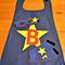 "Personalised ""Super Kid"" Superhero Set - Custom Order, Cape, Cuffs and Eye mask"