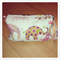 ZIPPERED NAPPY WRISTLET PURSE BAG