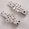 101 Dalmatian hair clips. 2pk