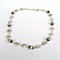 Exotic Nepal Pearl, Coin Pearl and Gold Necklace
