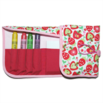 Crayon Wallet - Strawberry