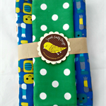 GIFT SET Burp cloth and Wash cloth FREE Postage Aust