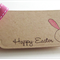 Easter Gift Tags - Pete the Easter Bunny - 6 Pack