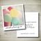 POLAROID printable custom invitation