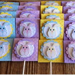 Easter Themed Lollipop Covers (Set of Four)