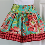 ** FREE SHIPPING - Ready to post ** Size 3 Floral Spotty Twirly Skirt