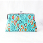 Oversized.Summer clutch