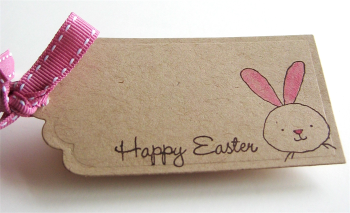Easter gift tags pete the easter bunny 12 pack ben and jess easter gift tags pete the easter bunny 12 pack negle Image collections