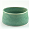 Ceramic Stoneware Bowl Oval Green Unique Handmade Pottery MADE TO ORDER
