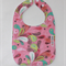 Bib - Buy any 3 get the 4th free / Feather pink