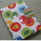 Crayon Wallet - Colourful Lions - Stripe - Gift