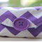 Small chevron clutch