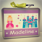 Personalised Storage Carry Cases - Kids Gifts - Castle Dreams