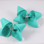 TIFFANY & Co. Inspired Collection- Bow hair clips