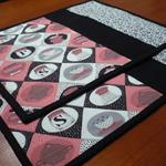 Fabric Placemats - Salt & Pepper