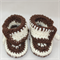 Baby Shoes, Crochet, Baby Boy, Booties, Boots, Brown