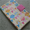 Nappy and Wipe Holder - Owls and Bunting - Baby - Girl