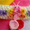 Molly Dragonfly Crochet Headband