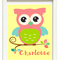 "PERSONALISED ""OWL"" PRINT"